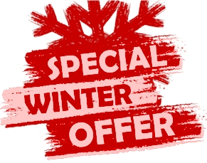Winter Specials Offer
