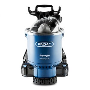 Pacvac Superpro battery 700 Advanced Backpack Vacuum