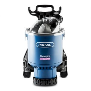Pacvac Superpro trans 700 Backpack Vacuum